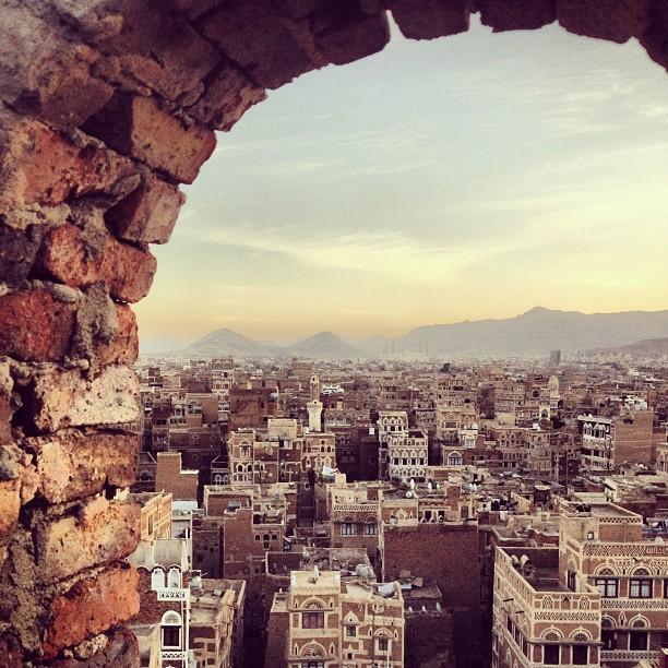 Wandering in Yemen